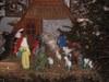 Szopki Bożonarodzeniowe wkościołach Gminy Kobyla Góra<br>Szopka w kościele w Bałdowicach